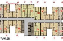 Bán căn góc 08 tầng 10 chung cư V3 Prime Hải Phát