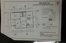 Cần bán gấp căn 1013, nhà chung cư CT2B, khu nhà ở Thạch Bàn. 0989704285