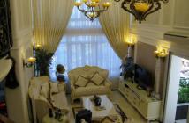 Bán gấp căn hộ Phú Hoàng Anh, DT 129m2, 3PN, 3WC, view hồ bơi, 2 tỷ 450tr tặng nội thất