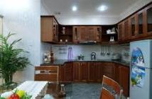 Bán gấp căn hộ Hoàng Anh Gia Lai 3 (New Saigon), căn góc, lô D, sàn gỗ DT 121m2. Giá bán 2,25 tỷ