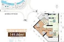 Bán gấp block B chung cư Hoàng Anh Thanh Bình Q. 7, giá 3 tỷ