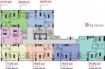 Xem ngay căn hộ tecco central home ngay chợ bà chiểu chỉ 95 căn LH 0909 712 447