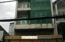 Cần cho thuê tòa nhà MT Nguyễn Văn Lạc, P.19, Q.Bình Thạnh, 1000m2, giá 130 tr/tháng( còn TL)