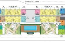 Tôi chính chủ cần bán B4, B5, B8, B14, B15 (71m2) dự án Melody Âu Cơ, view hồ bơi công viên rất đẹp