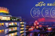 CHCC hồ bơi chân mây vườn thiền ngũ phúc trên không đầu tiên tại Việt Nam CHCC xanh tiêu chuẩn Mỹ