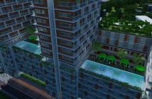 Officetel Charmington La Pointe đẳng cấp B + rẻ nhất Q10, TT 1%/th, đã XD xong hầm. 0901 859 735