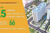 Suất nội bộ mua CH: B5, B8, B11, A11, A7, A1, A4 dự án Moonlight Park View - khu Tên Lửa Q Bình Tân