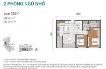 Chủ nhà cần bán ngay CHCC Estella 2PN, view Đông Nam, tầng cao thoáng mát, giao hoàn thiện