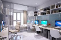 Chính chủ bán căn office- Tel tầng 6 view hồ bơi Sky Center số 10 Phổ Quang, DT 36.5m2 giá 1,360 tỷ