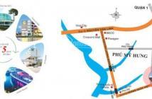 Bán căn hộ Huỳnh Tấn Phát, giá 1,45 tỷ/ 2Pn, nhận nhà ở ngay