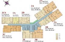 Bán căn hộ Đảo Kim Cương, Q. 2, tháp Bora Bora, B15.03, căn 2C, giá gốc đợt đầu, 4 tỷ