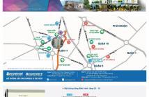 Bán căn hộ 3 phòng ngủ Carillon 5 Tân Phú, hàng chủ đầu tư. LH: 0909 88 55 93
