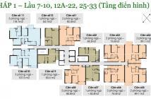 Cần bán căn 2PN Vista Verde 75m2, giá 2.45 tỷ, view sông. LH 0938 024 147