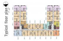 Bán căn hộ dịch vụ chuẩn 5 sao ngay mặt tiền Cộng Hòa, giá 1,7 tỷ/căn