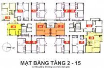 Chung cư Khuông Việt Q11, liền kề Đầm Sen giá 1 tỷ/50m2