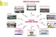 Nhanh tay sở hữu CH Tecco Central Home – 1,9 tỷ/2 PN – CK 7%- LH CĐT: 0944 404 368