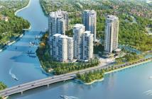 Bán căn hộ Đảo Kim Cương, Q. 2, tháp Bora Bora, căn 12A.05, 2PN, view hồ bơi, sông SG, 4 tỷ