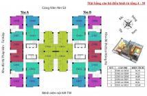 Cần bán gấp căn hộ Tứ Hiệp Plaza giá rẻ nhất thị trường