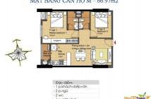 Kẹt tiền bán căn hộ CC Era Town, 90m2 2PN- 2WC giá tốt nhất thị trường Quận 7