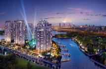 Bán căn hộ Đảo Kim Cương, Quận 2, dọn vào ở ngay, 3 phòng ngủ, 227m2, view Q. 1, Bitexco, 14 tỷ