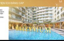 Bán căn hộ Millenium, Quận 4 suất nội bộ, gọi là có, 2PN, 74m2, 4.5 tỷ, thấp hơn thị trường 1 tỷ