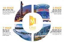 Căn hộ 3 mặt view sông M-One, P.Tân Kiểng, Q7, giá chỉ từ 1,4tỷ tặng 1 lượng vàng LH: 0917 88 55 05