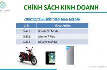 Bán Căn hộ giá rẻ, GREEN TOWN Bình Tân Chỉ 250 tr sở hữu căn 2PN 2wc hỗ trợ 70% - 0901465399