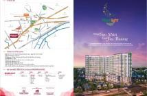 CC cao tầng trung tâm quận Bình Tân, đối diện bến xe Miền Tây. Giá 1,1 tỷ, giao nhà hoàn thiện