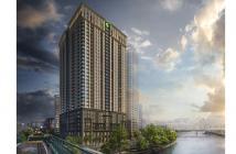 Bán gấp căn hộ Sài Gòn Royal, DT 60m2, 2 PN view trực diện hồ bơi, giá 3.8 tỷ. LH 0932009007