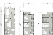 Bán nhà phố ngay khu Tân Cảng Quận 9, DT= 5*15m, giá 2.4 tỷ, CK 5%