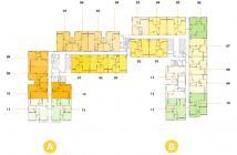 Bán căn hộ M- One Nam SG Quận 7 nhận nhà trong năm, ưu đãi vay LS cố định 3 năm, giá 24tr/m2