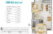 Căn hộ 8X Plus nằm mặt tiền Trường Chinh nhận nhà ở ngay. DT: 63m2, 2PN, 2WC. Giá chỉ từ 1,150tỷ