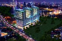 Bán căn officetel Charmington La Pointe (Cao Thắng, Q10), 39,6m2 (1,5tỷ) TT 2%/th, tiến độ xây 9/15