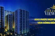 Cần bán lại căn hộ The Gold View  Quận 4, 2 phòng ngủ, 91m2 giá 2.9 tỷ