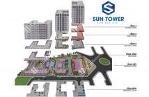 Mở bán những căn đẹp của Sun Tower Quận 9, giá chỉ 982 triệu 1 căn 2PN- 2WC