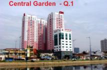 Cần bán gấp căn hộ Central Garden Q1, 76m2, giá 3 tỷ, tặng luôn nội thất cao cấp. LH: 0938-337878