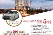 Cơ hội mua nhà tặng xe Camry, ngay giao lộ An Dương Vương- Nguyễn Văn Cừ, Q5 giáp Q1