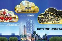 Bán căn hộ Vincity của tập đoàn Vingruop giá chỉ 13tr/m2. LH: 0909763212