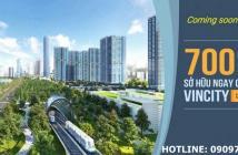 Vincity Q. 7- Căn hộ hoàn hảo cho người có thu nhập bình dân giá chỉ 13tr/m2