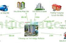 Hót! Bán căn A2603 chung cư tứ hiệp plaza chỉ từ 1,2 tỷ