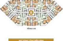 Căn hộ Hoàng Anh Thanh Bình, 128 m2, lầu cao, 3 PN, hướng Bắc 3.25 tỷ. 0901414778