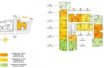 CH M. One Quận 7, view đẹp, thiết kế độc đáo, DT 67m2, giá 1,672 tỷ. LH 0868393333