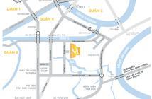 Căn hộ Masteri M. One Quận 7, giá 1.6 tỷ/ căn 2PN, DT 62m2. LH: 0868393333