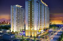 Mua căn hộ 2 phòng ngủ, 2 tollet, 1 phòng khách, 1 phòng ăn + bếp và ban công - Lh CĐT 0933855633