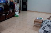 Bán gấp căn hộ chung cư Sơn Kì khu thang bộ, dt 65m2, lầu 4, 2pn, liên hệ 01225234534