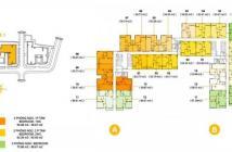 Căn hộ Masteri M. One quận 7, DT 62m2, giá 1.6 tỷ/ căn 2PN, Lh: 0868393333