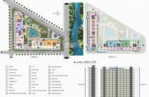 Chỉ 22tr/m2 căn hộ thông minh cao cấp do CĐT Sacomreal bán tại quận 7, căn 2PN