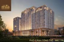 Sở hữu căn hộ chuẩn Châu Âu Saigon Mia ngay Trung sơn chỉ TT 600tr, CK 3- 18%. LH ngay 0903.042.938