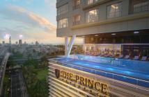 Sơ hữu ngay căn hộ cao cấp 2PN The Prince, có hợp đồng thuê 23 triệu/tháng, sắp có sổ hồng