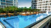 Bán gấp căn hộ Sài Gòn Royal, diện tích 60m2, 2 PN view trực diện hồ bơi, 3.8 tỷ